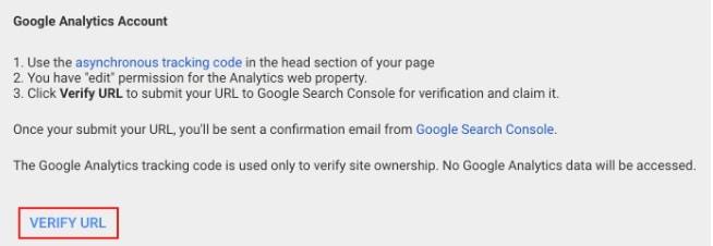 יש לוודא שיש Google Analytics מחובר ופעיל באתר