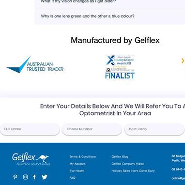יצרן אוסטרליה מוצרים אופטיים
