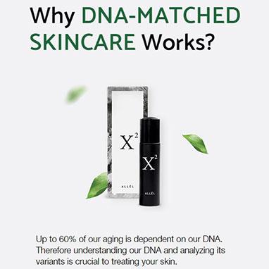 קוסמטיקה מבוססת DNA